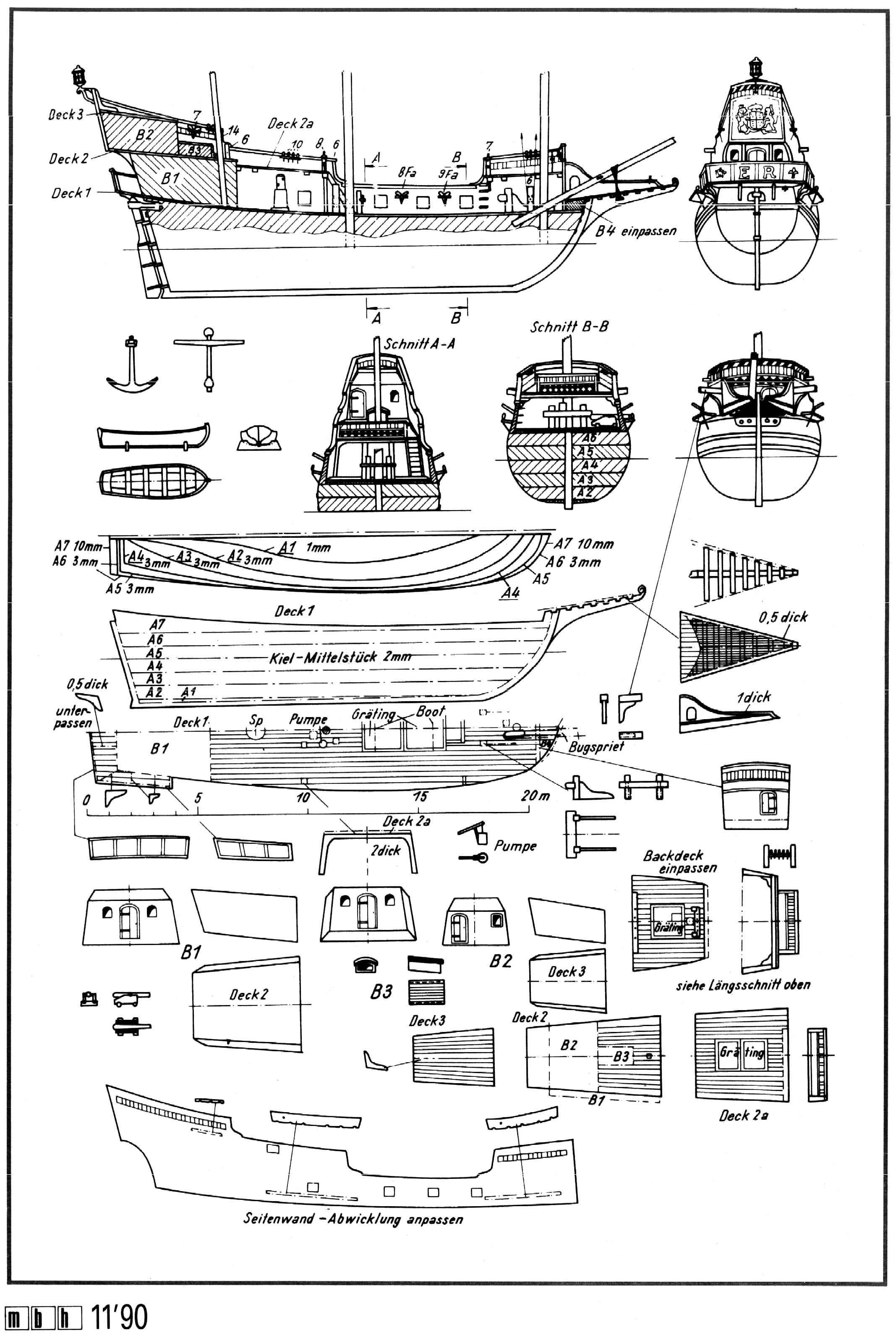 next free viking ship model plans david chan